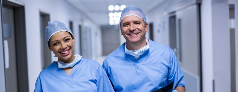 nurses ready for surgery