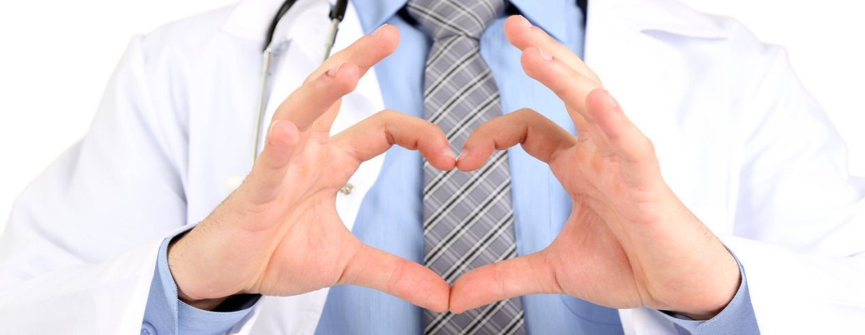 supportive heart doctor